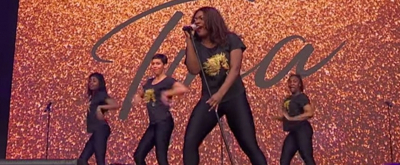 VIDEO: TINA - THE TINA TURNER MUSICAL Performs at West End Live