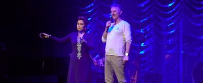 VIDEO: Lea Salonga Reunites With MISS SAIGON Co-Star Simon Bowman For 'A Whole New World'
