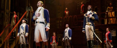 HAMILTON: AN AMERICAN MUSICAL to Play at Orpheum Theatre
