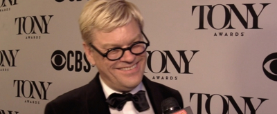 Tonys TV: Best Sound Design of a Play, Fitz Patton