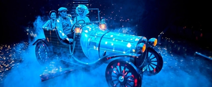 BWW Review: Hale Centre Theatre's CHITTY CHITTY BANG BANG Fires On All Cylinders!