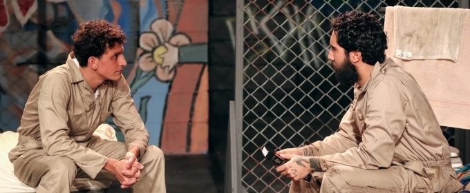 BWW Review: Truth is questioned in the play BARABBAS at Theater For The New City