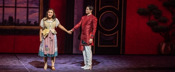 BWW Review: RODGERS & HAMMERSTEIN'S CINDERELLA Is Wild Deviation from Expectation