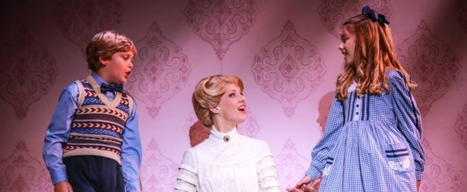 Musical Theatre Orange County Presents Disney's MARY POPPINS