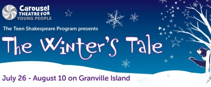 Teens Present THE WINTER'S TALE in Vancouver