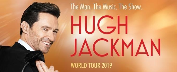 THE MAN.THE MUSIC.THE SHOW: HUGH JACKMAN listo para México en octubre 2019