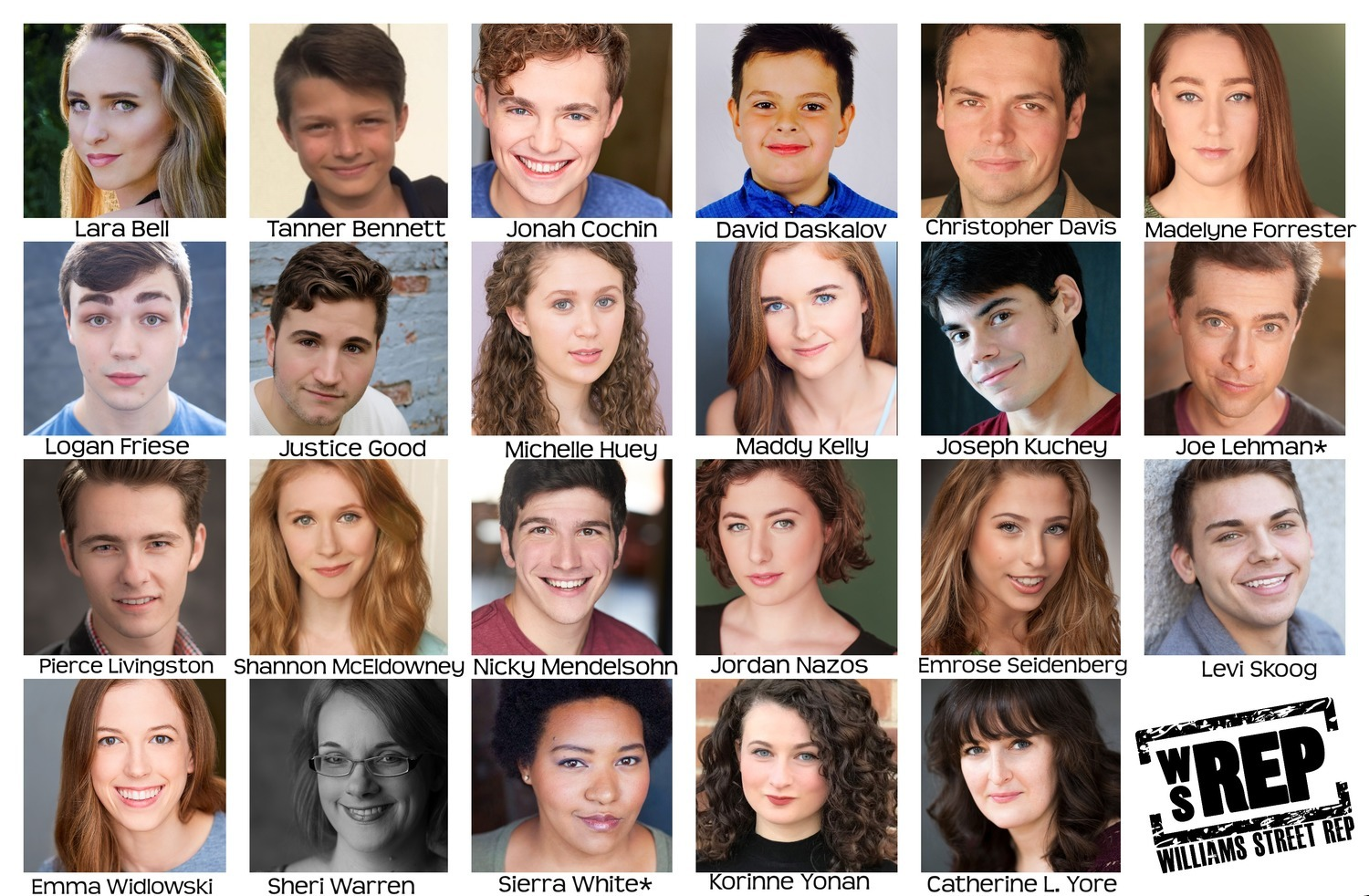 WSRep Announces Casting For The Chicagoland Premiere Of Disney's FREAKY FRIDAY