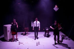 Collide Theatre Presents A New Dance-Theatre Version Of Kafka's METAMORPHOSIS