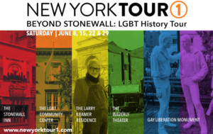 New York Tour1 Supports World Pride With LGBT Tours