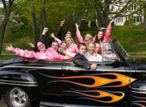 Maine State Music Theatre and The Public Theatre Present GREASE