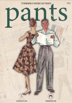 Julia Hinson Explores the Social Intricacies of PANTS