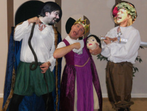 Theatre In The Heights Presents THE COMPLETE WORKS OF WILLIAM SHAKESPEARE (ABRIDGED) [REVISED]