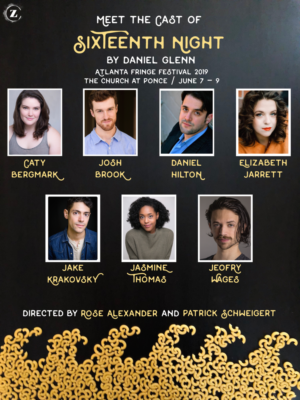 SIXTEENTH NIGHT Comes to Atlanta Fringe