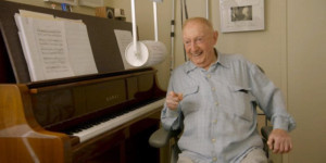NYC Film Premiere About Exiled Jewish Gay Composer Walter Arlen At Austrian Cultural Forum NYC