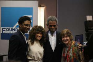Andre De Shields, Ephraim Sykes,Sarah Stiles, & Marylouise Burke Honored With Actors Equity Foundation Awards