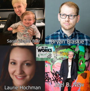 IN THE WORKS Comes to The Duplex Cabaret Theatre