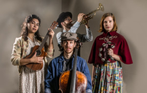 Black Button Eyes Productions Presents the Chicago Premiere of GHOST QUARTET