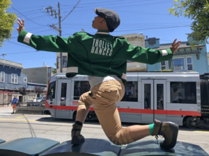 San Francisco Trolley Dances Announces 16th Annual Season