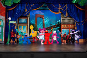 SESAME STREET LIVE! MAKE YOUR MAGIC Comes To Orleans Arena This Winter