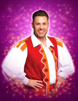 Aaron James Joins The Cast Of Grand Theatre Pantomime