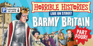 Cast Announced For West End Run Of HORRIBLE HISTORIES: BARMY BRITAIN - PART FOUR!