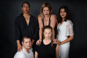 Stone's Throw Production Presents AGAMEMNON by Aeschylus