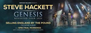 Steve Hackett Hits The Road On Australian Tour