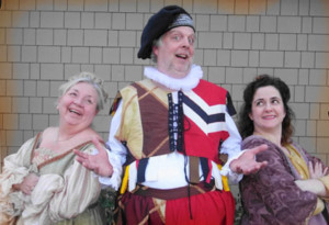 Possum Shakespeare Players Present MERRY WIVES OF WINDSOR