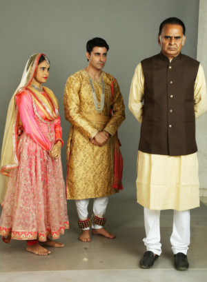 Hindi Play AAROHI Marks A Theatre Debut For Dhaani Jhankal and Gautam Rode