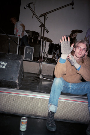 Pompano Beach Cultural Center Hosts World Premiere Exhibition Of Nirvana/Kurt Cobain Photos
