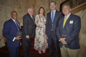 Shubert Organization Receives Award at NY Landmarks Conservancy's Chairman's Award Luncheon