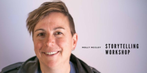 Storytelling Workshop With Molly McCloy Announced At Prescott Center for the Arts