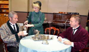 AN EVENING WITH SHERLOCK HOLMES Comes to Limelight Theatre
