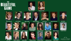 Full Cast Announced For Andrew Lloyd Webber and Ben Elton's Award Winning Musical THE BEAUTIFUL GAME