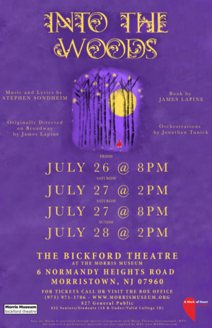 A Work Of Heart Productions Presents INTO THE WOODS