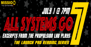 Mission To (dit)Mars Presents ALL SYSTEMS GO 7