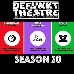 Defunkt Announces 20th Anniversary Season