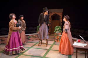 LITTLE WOMEN Returns to the Next Stage at Theatre Memphis
