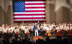Houston Symphony Salutes NASA In Annual Patriotic Program