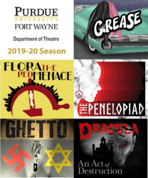 Purdue Fort Wayne Offers Early Bird Special Theatre Season Subscriptions