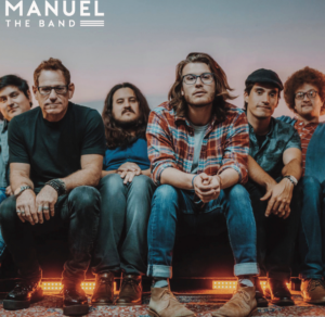 Manuel The Band Debut LP 'Room For Complication' Out Now!