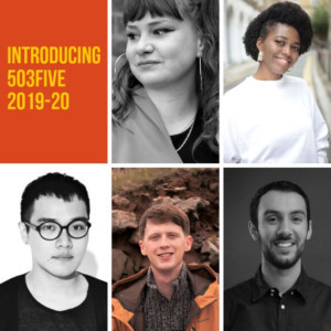 Theatre503 Announces 503Five Writers and Forthcoming 2019 Highlights