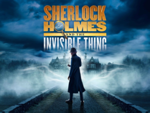 Full Cast Announced For SHERLOCK HOLMES AND THE INVISIBLE THING At Rudolf Steiner Theatre