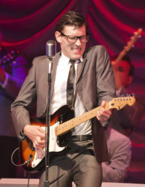 BUDDY - THE BUDDY HOLLY STORY Opens July 5 At Beef & Boards