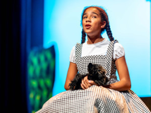 Gulfshore's Star In A Show Program With Production Of THE WIZARD OF OZ
