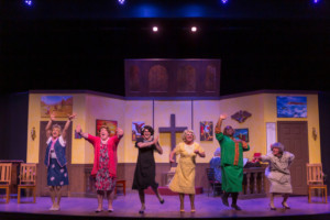 Commonwealth Theatre Company Presents THE CHURCH GIRLS