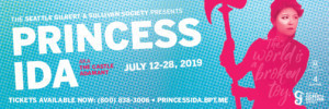 Fresh New Production Of The G&S Classic PRINCESS IDA Announced