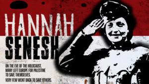 National Yiddish Theatre Folksbiene's HANNAH SENESH Begins Performances in Two Weeks