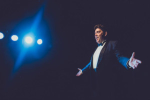 The Sinatra Songbook, Starring John Lariviere, Comes to Pinkerton Theatre July 18th-19th