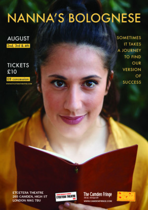 NANNA'S BOLOGNESE Begins Performances This August